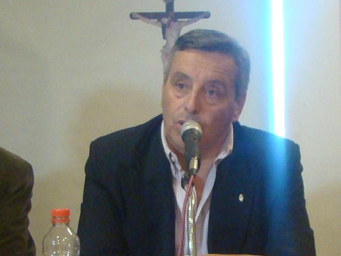 Reducción: cuantioso robo en la casa del ex intendente Grazziano
