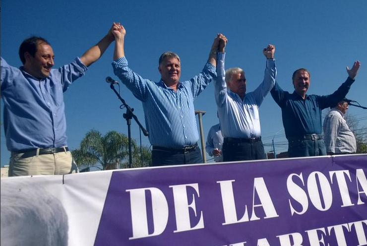 Municipio: Pesar y duelo por fallecimiento del exgobernador De la Sota