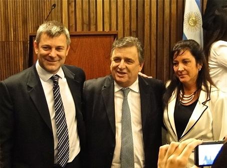 Pretto negó que hubiera «diputruchos» en la escandalosa sesión de Diputados