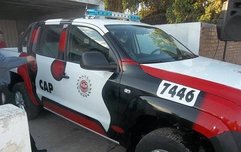Policiales de la departamental