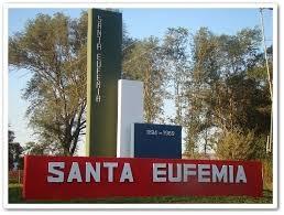 Droga en Santa Eufemia