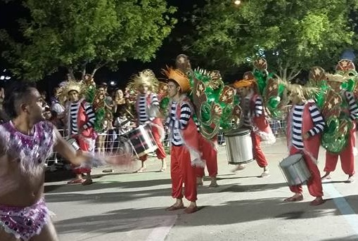 Grilla La Carlota Color y Carnaval 2017