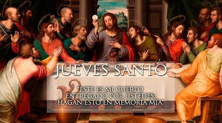 Jueves Santo