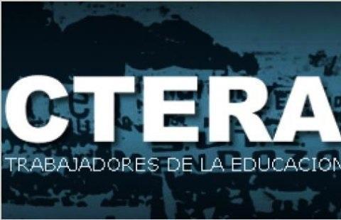 La CTERA adhiere y convoca al Paro Nacional de 36 hs. resuelto por la CTA