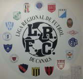 Logo Liga con clubles