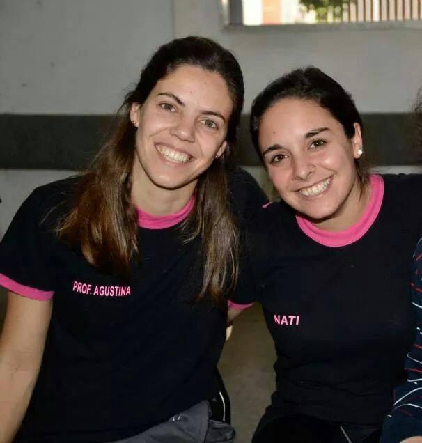 Profe Gimnasia Ross Barbero - Ceballos