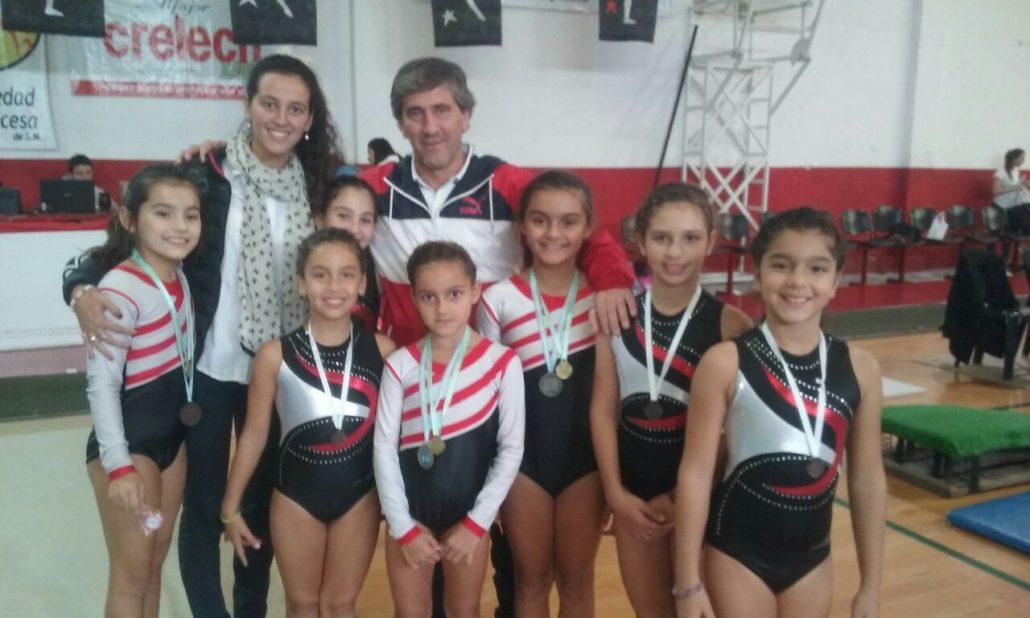 gimnastas Central Rio 4to