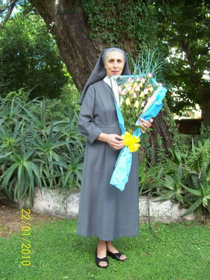 Madre Maria Isabel Hernandez Borge