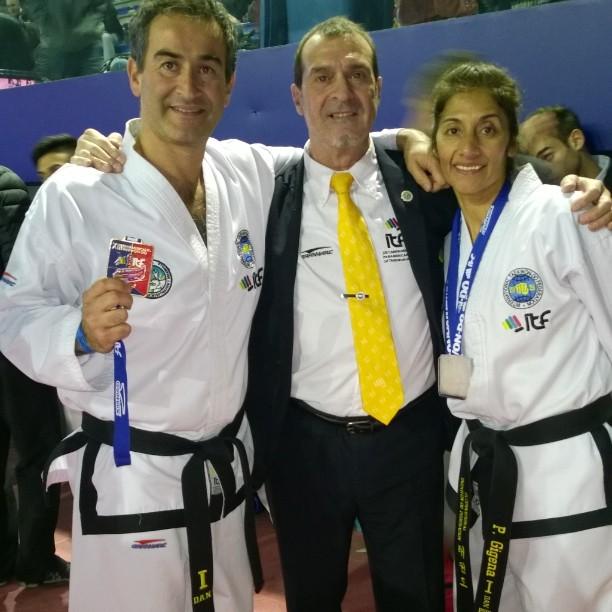Patricia Gigena Panamericanos