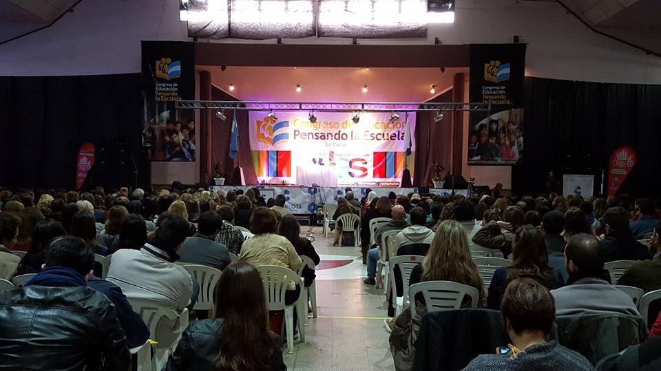 Presentación del Congreso de Educación