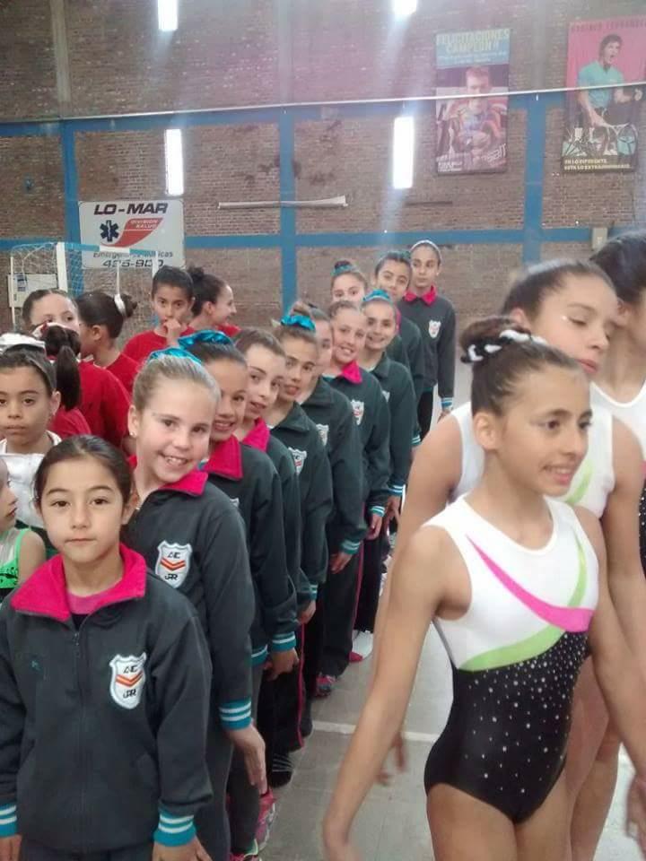 Gimnasia en Río Cuarto