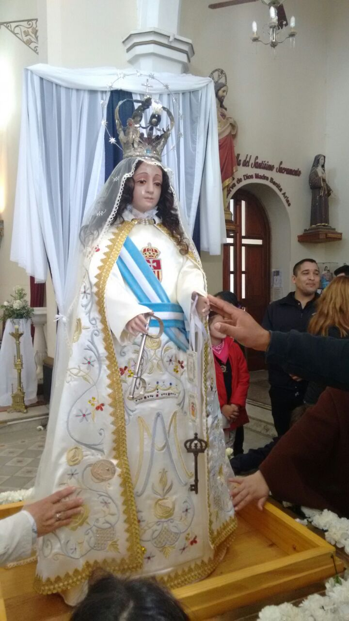 Novena a la Virgen de la Merced. Dia 8.