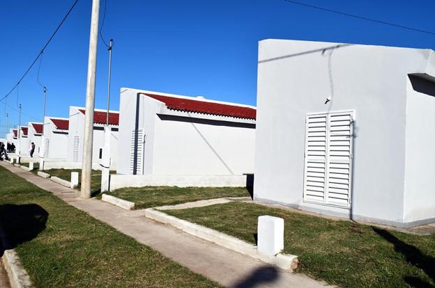 Sorteo de cupos del plan de viviendas Bicentenario
