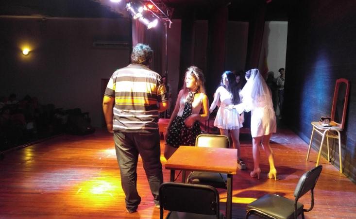 Tercera noche del Encuentro Teatral Juvenil