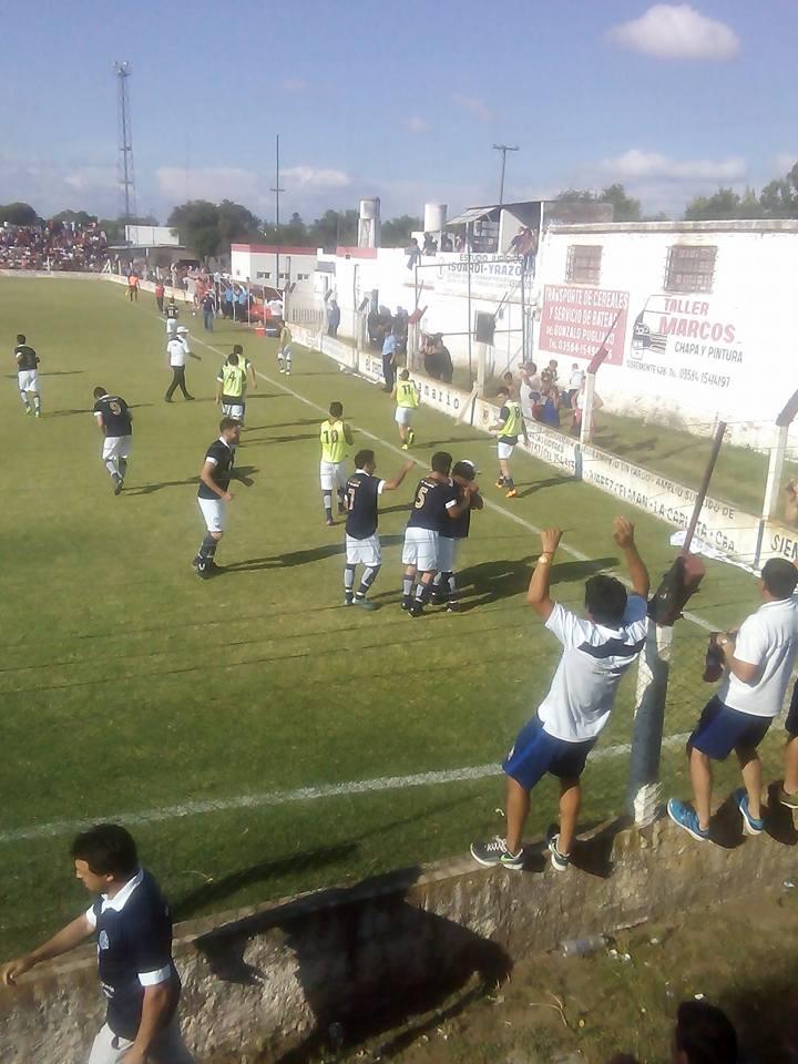 Sarmiento dueño del Clausura