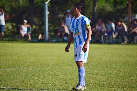 Rafael Arias el máximo goleador del 2016