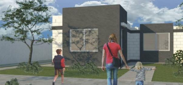 Adjudicación de viviendas plan Bicentenario