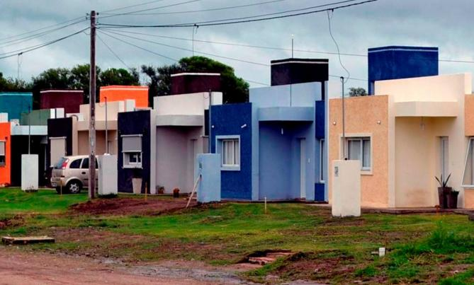 Licitación de viviendas del plan Eva Duarte