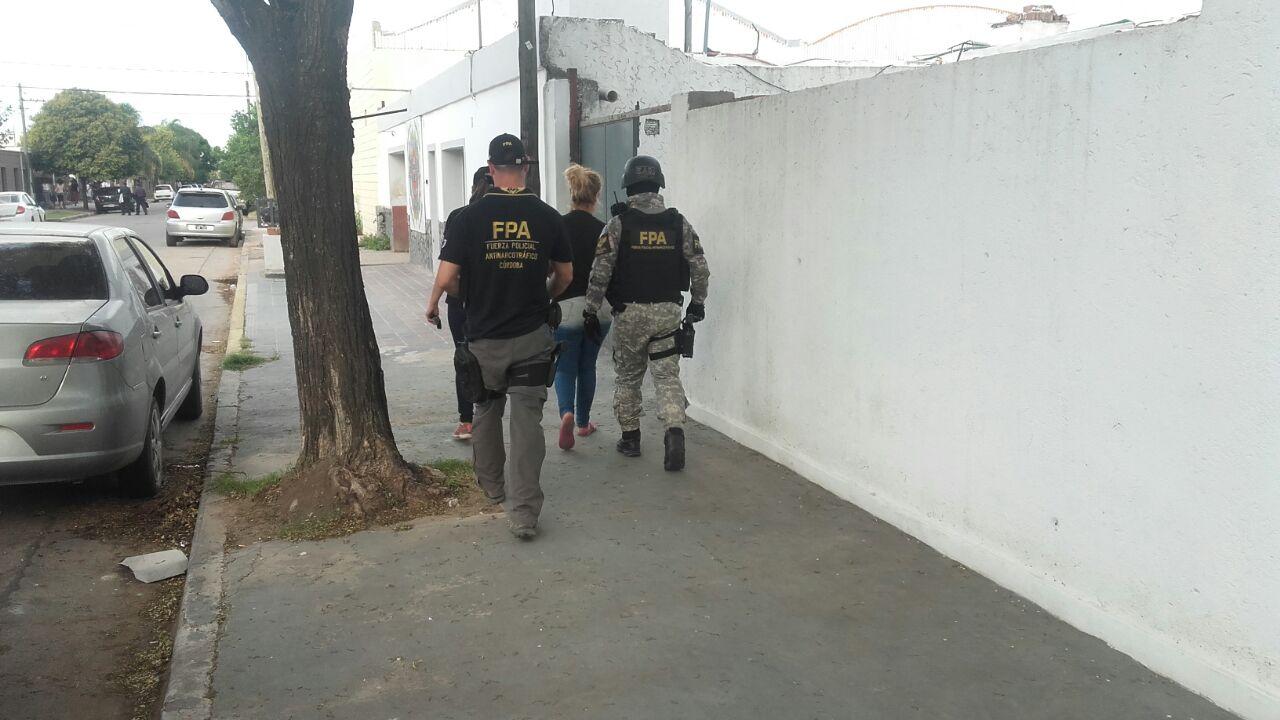 Villa María: intentaron ingresar droga a la cárcel y fueron detenidas por la FPA