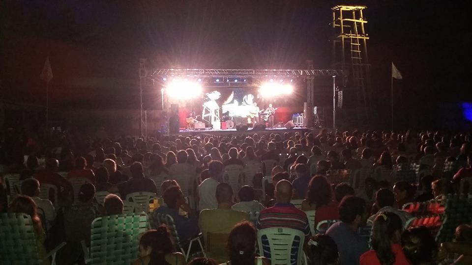 Una multitud disfrutó de la edición 2017 de las noches fortineras