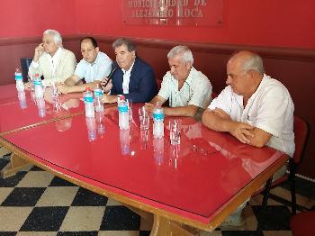 Se formó el Consejo Regional de Protección de Suelos del Departamento Juárez Celman