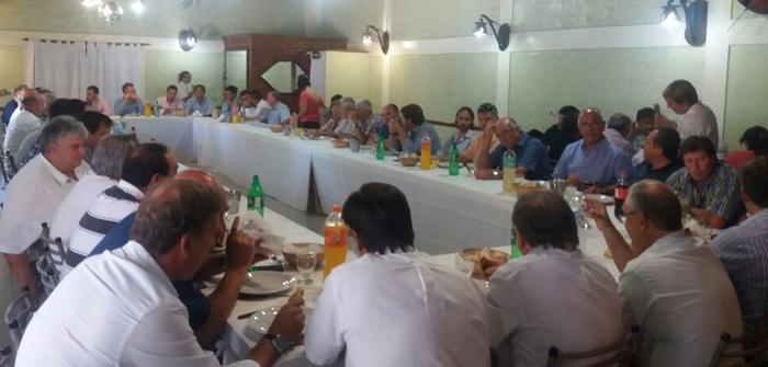 Intensa actividad del Foro de Intendentes Radicales en el sur provincial