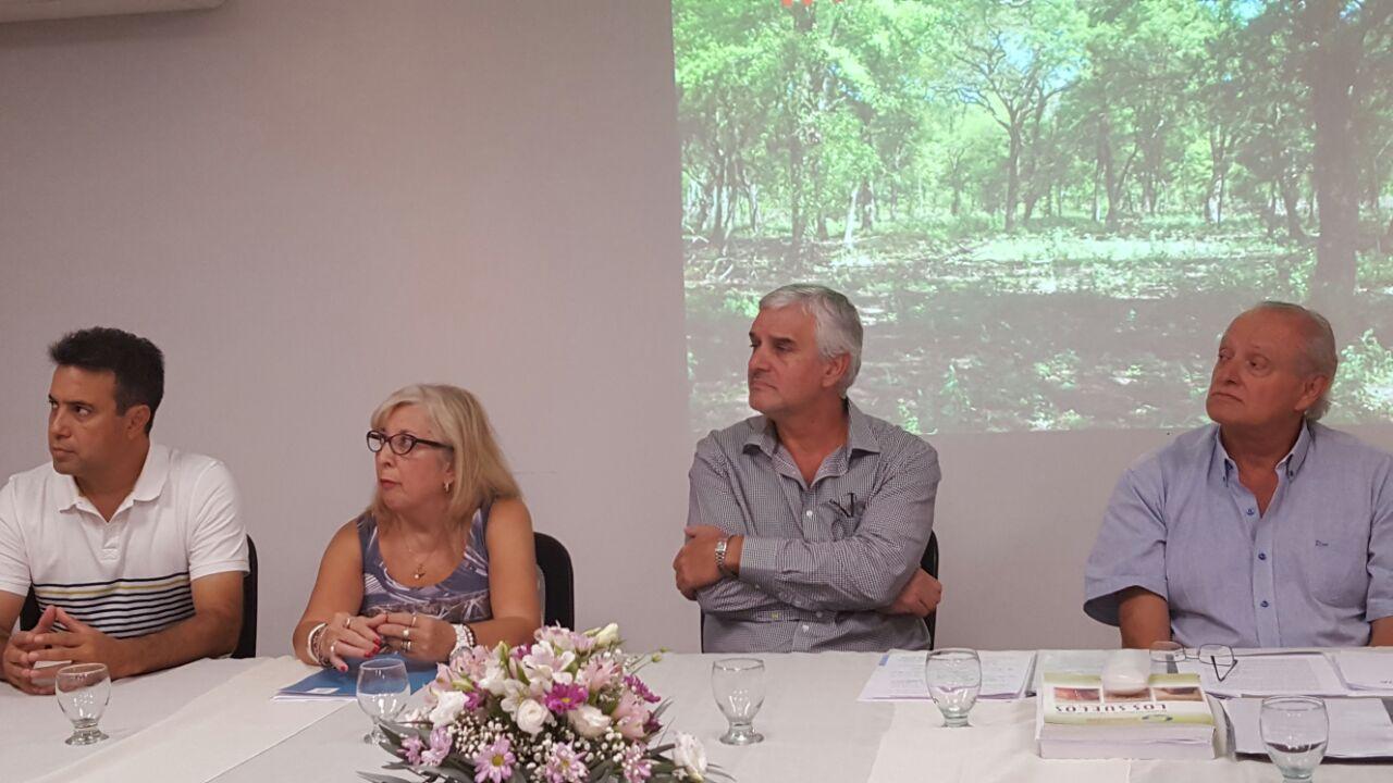 Promueven debate sobre Ley de Bosques