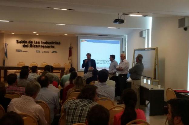 La Comisión de Emergencia Agropecuaria presentó su informe