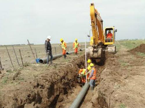 Convenio para la construcción de acueducto en el sur provincial