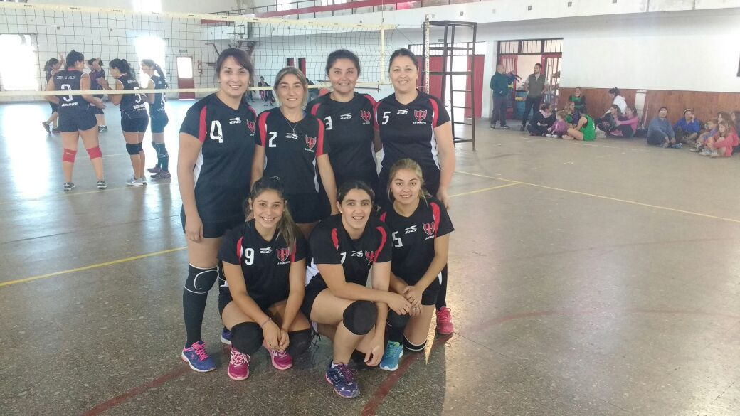 Central Campeon en voley
