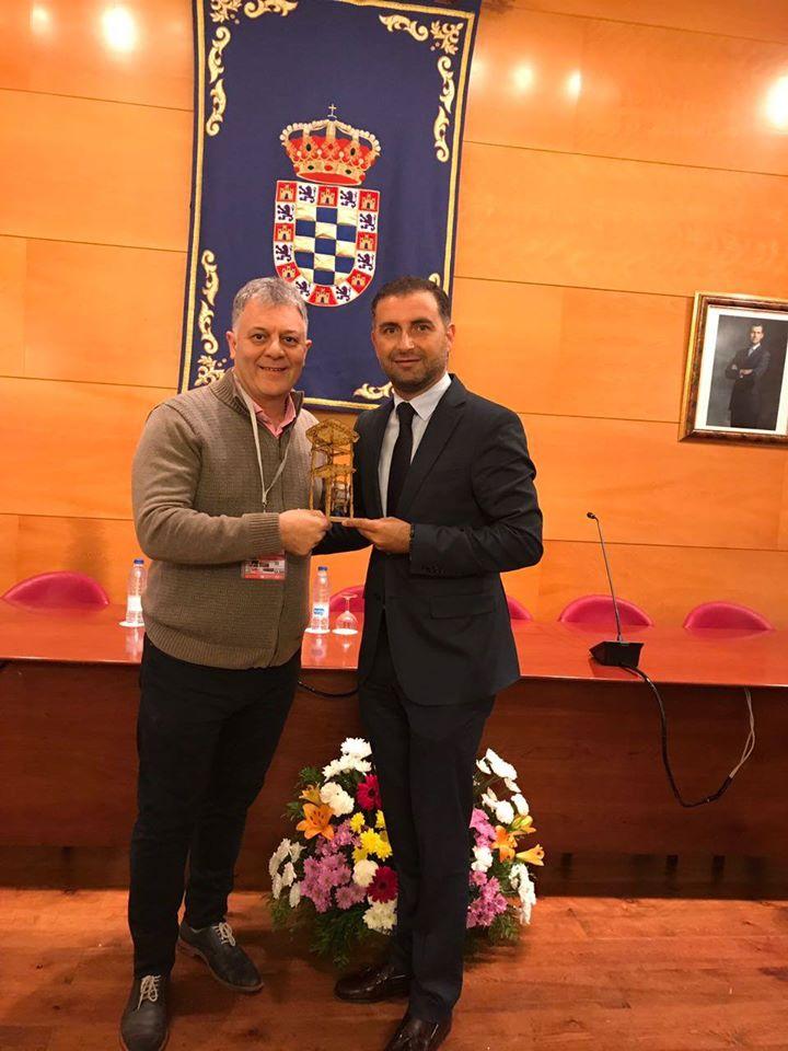 El intendente participa en el 22º Encuentro Iberoamericano de Autoridades Locales