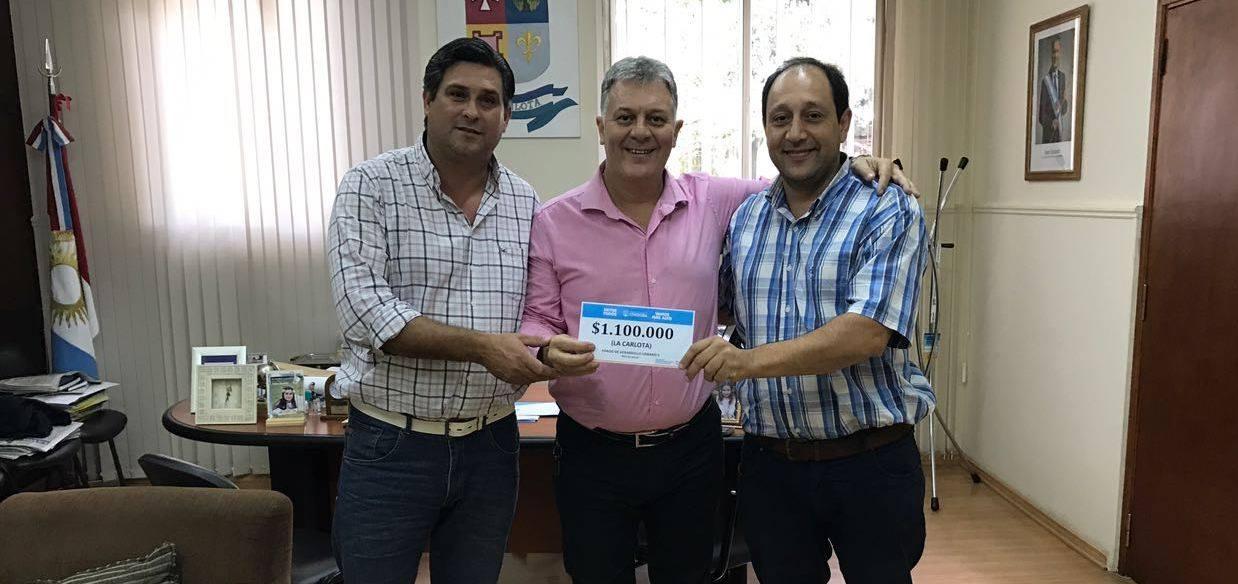 Aportes para la nueva red de agua potable de barrio Central Argentino