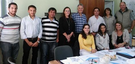 Arquitectos de La Carlota participan en la planificación urbana