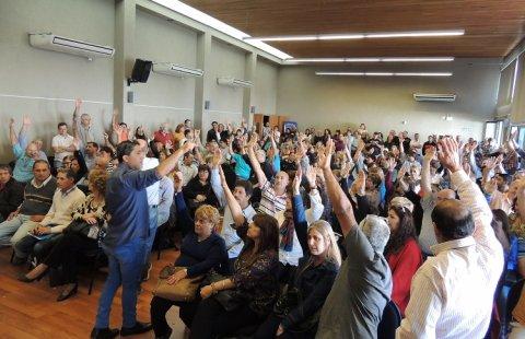Los docentes aprobaron la propuesta salarial del Gobierno Provincial para 2017