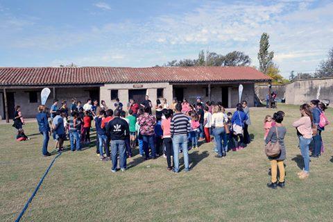 """Jornada de juegos tradicionales argentinos """"Volver al Juego"""""""