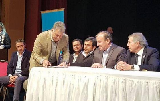 El municipio firmó un acuerdo sobre seguridad vial
