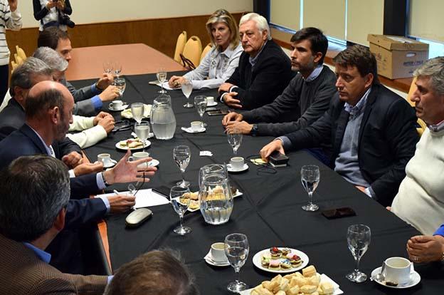 Río Cuarto: la Provincia se reunió con industriales de bioetanol de maíz