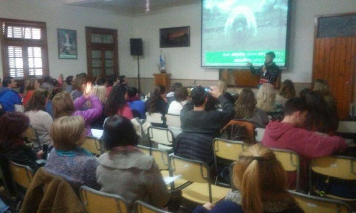 Laicos de la ciudad participaron del segundo encuentro de comunicadores católicos
