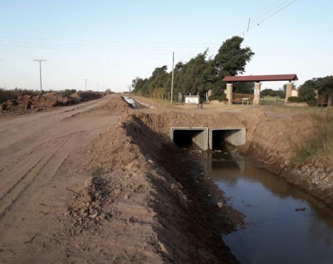 Obras de desagües