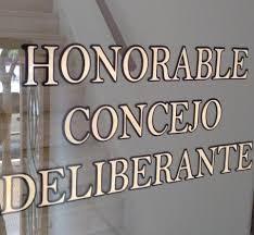 Honorable Concejo Deliberante: Reunión de Labor