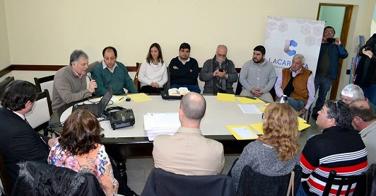 La Comunidad Regional Juárez Celman se reunió en la Municipalidad