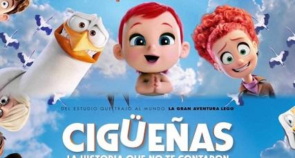 Cine infantil en el Teatro Municipal