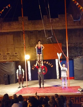 "Circo con Humor ""Compañía Simpañía"""