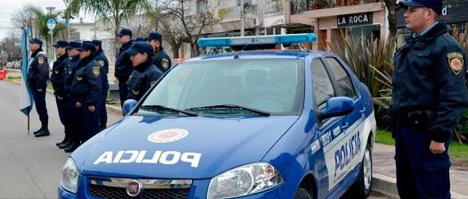 Policiales del finde