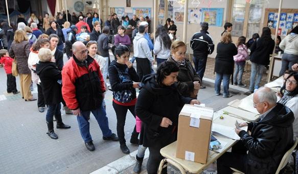 Capacitación electoral para las PASO