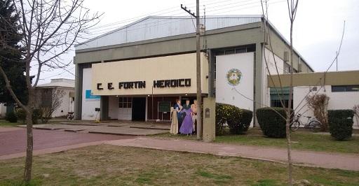 Acto de vandalismo en la escuela Fortín Heroico