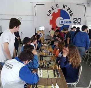 Torneo Intercolegial de Ajedrez