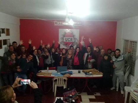 Comunicado UCR- Dep. Juárez Celman.
