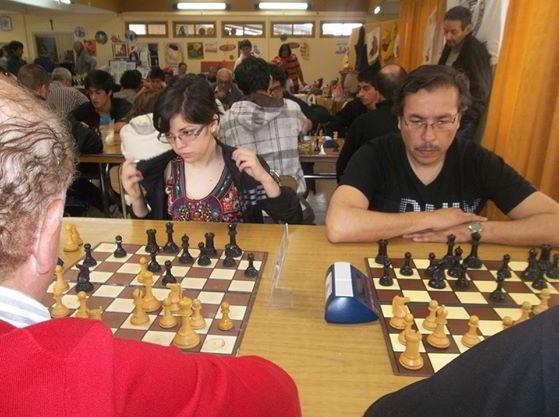 Ajedrez. Torneo Aniversario La Carlota