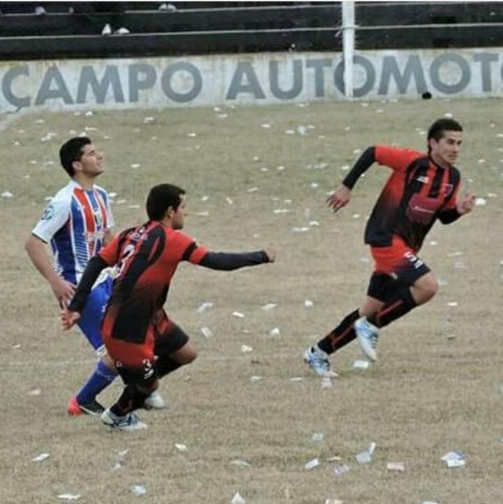 El Chaco perdió de local con Arias FBC